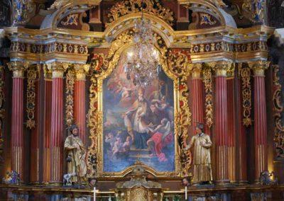 Neffe église Saint Nicolas de Véoce