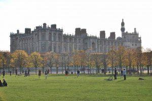 Parc du château de Saint-Germain-en-Laye