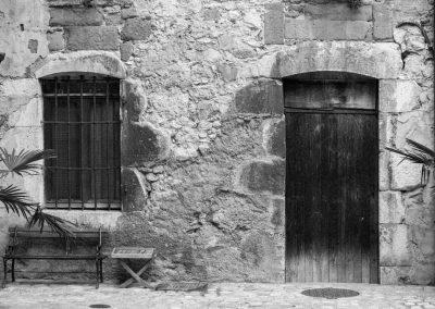 Porte dans le vieil Annecy
