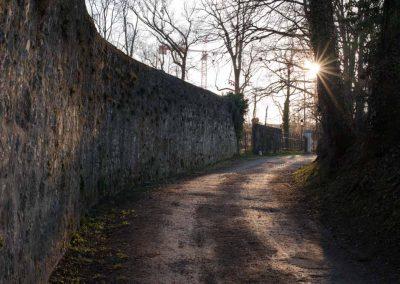 Route des Blanches à Seynod