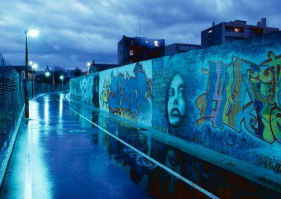 Tags de nuit Toulouse