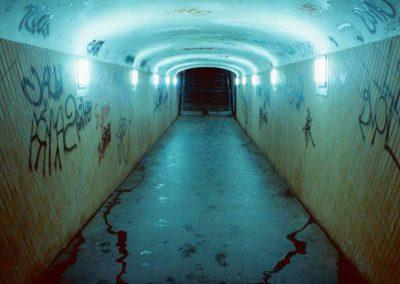Passage souterrain Toulouse