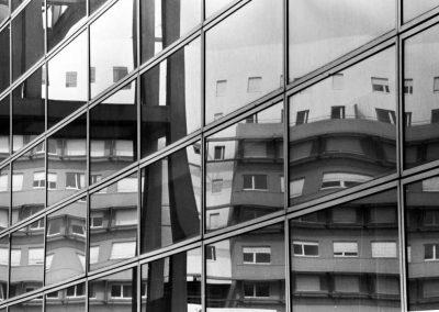 Façade du Lycée des Arènes Toulouse