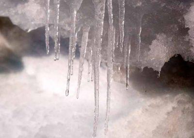 Un stalactite