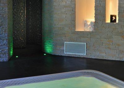 Spa sauna hammam jacuzzi à Saint Gervais les Bains