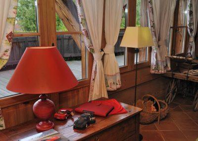 Chalet savoyard en location à Saint Gervais les Bains