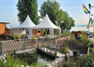 Hotel à Excenevex au bord du Lac Léman