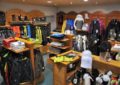 Magasin de ski sport et montagne à Saint Gervais les Bains