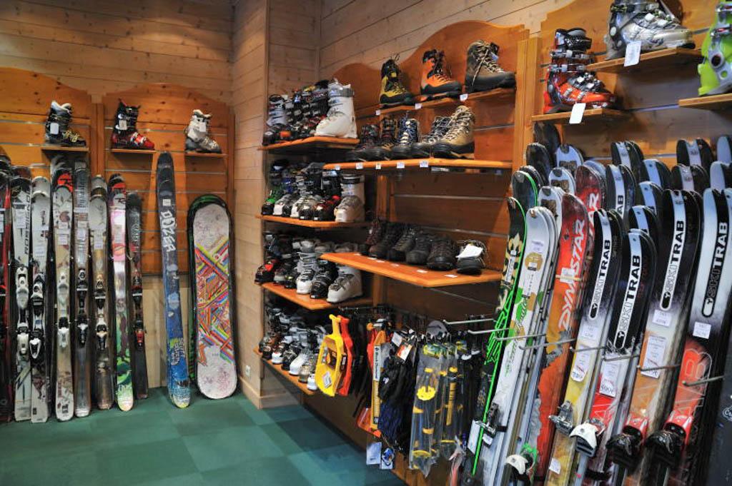 Location de ski à Saint Gervais les Bains au pied du Mont-Blanc