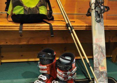 Magasin de ski sport et montagne à Saint Gervais les Bains au pied du Mont-Blanc