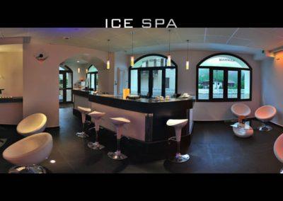 Spa sauna hamma jaccuzi à Saint Gervais les Bains au pied du Mont Blanc