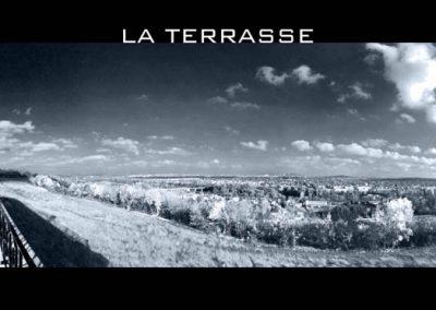 La terrasse de Saint-Germain-en-Laye