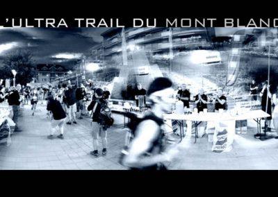 L'ultra trail du Mont-Blanc