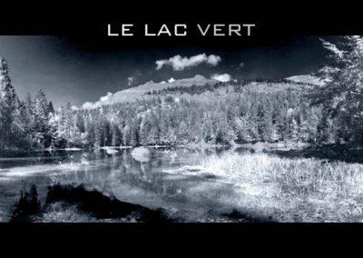 Le Lac Vert au Plateau d'Assy