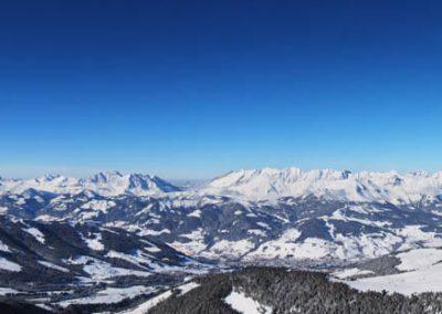 Le domaine skiable de Rochebrune