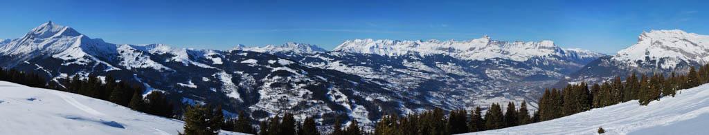 Domaine skiable de Saint Gervais les Bains