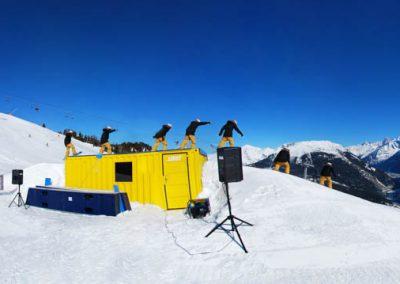 Snowpark Le Prarion