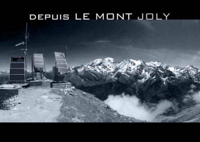 Les stations météo du Mont Joly à Saint Gervais les Bains