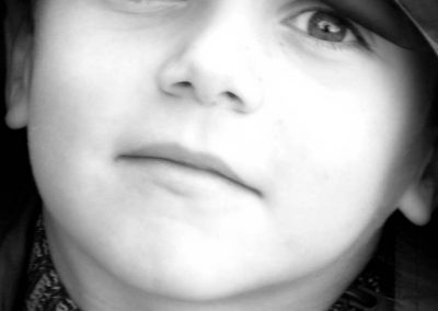 Portrait d'un garçon